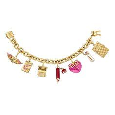Louis Vuitton bracelet Saint-valentin charms ❤ liked on Polyvore