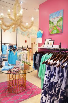 Lilly Pulitzer Store at The Breakers Palm Beach