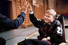 Barn med funktionshinder