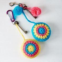 Crochet bonus makes from issue 35