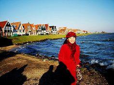荷蘭~沃倫丹Volendam~瓦登海Waddenzee※世界自然遺產-北海漁村(3) @ 燕青大美女部落格 :: 隨意窩 Xuite日誌