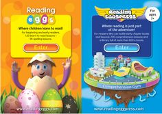 My Kids are Hooked on Reading Eggs