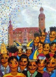Vastelaovend In Venlo De Traot - Rob Franssen