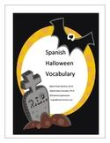This unit was designed to help students learn Halloween vocabulary in English and Spanish.  Puzzles, Word Searches, and black and white pictures to create cards are also included.