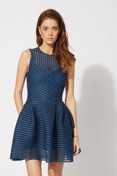 Vestidos Maje - Primavera Verano 2020 - Prêt à porter Fashion Group, Short Dresses, Formal Dresses, Weekend Style, Latest Street Fashion, Dress Picture, Knit Dress, Designer Dresses, Blue Nails
