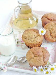 chamomile-honey muffins