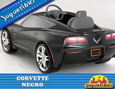 Corvette Niños Montables