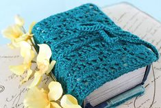 Instant Download - CROCHET PATTERN PDF - Sewing Pattern - Standard Lds Quad Book Cover