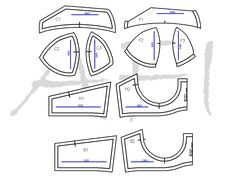 The Maya Sewing Bra Pattern is for a three-piece cup bra.The horizontal cup seam is above the apex and hasnon-detachableAdjustable straps. It is a full frame,Underwired, and a back closure with 2 or 3 hook-eyes. The pattern is available in … Continued