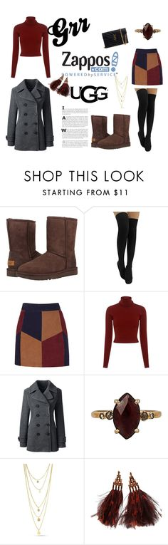 """""""The Icon Perfected: UGG Classic II Contest Entry"""" by naomilobo ❤ liked on Polyvore featuring UGG Australia, La Marque, A.L.C., Lands' End, Chan Luu, Louis Vuitton, Yves Saint Laurent, ugg and contestentry"""
