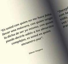 Es usted ~ Edwin Vergara