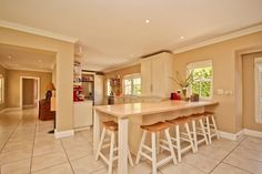 "4 Bedroom House for Sale in Constantia Upper - Modern, pristine, light and bright family home in prime position in ""The Avenues"" http://www.jawitz.co.za/property/128488"