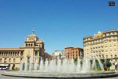 Plaza de Zorrilla.