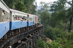 The Death Railway, Thailand