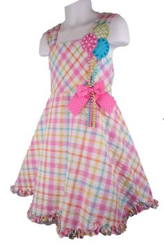 Violet's first birthday party dress <3