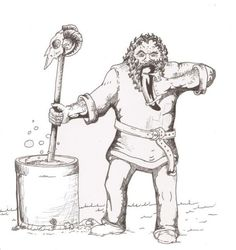 """A summary of my many ramblings on mead-making. Feel free to skip the ramblings and head straight to the """"Get on with it! Mead Wine, How To Make Mead, Viking Food, Mead Recipe, Honey Wine, Brew Bar, Virgin Drinks, Brewing Recipes, Make Your Own Wine"""