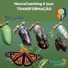 O meu trabalho como NeuroCoach é PROVOCAR  meu cliente para que  ele CONQUISTE A TRANSFORMAÇÃO