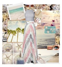 """Beach Walk"" by fantasytale1 ❤ liked on Polyvore featuring Dot & Bo, WALL, Thirstystone, Universal Lighting and Decor, Alice + Olivia, Glamorous, IPANEMA, Carolina Glamour Collection, Stella & Dot and MANGO"