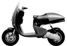 scooter X-PRESS - vincitore 18° COMPASSO D'ORO 1998 - sviluppato in collaborazione con PIAGGIO e IED MILANO - design Sergio Mori, Alessandro Cereda, Tambani Flavio http://www.adi-design.org/compasso-d-oro.html