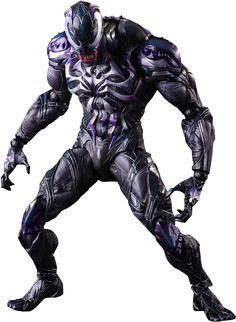 Venom Variant Collectible Figure