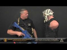 OPSGEAR® TACTICAL TIP: Controlling Crowd with M4 Rifle - YouTube