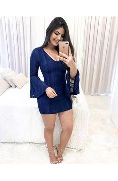 Vestido Tamires