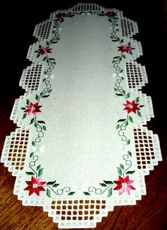 Hardanger Embroidery Tutorial uploaded this image to 'my hardanger'. See the album on Photobucket. Hardanger Embroidery, Cross Stitch Embroidery, Hand Embroidery, Types Of Embroidery, Embroidery Patterns, Doily Patterns, Dress Patterns, Drawn Thread, Brazilian Embroidery