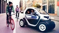 If you are 14 years old and live in France, you're allowed to drive this electric car