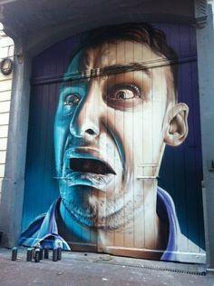 Amazing street art   #783
