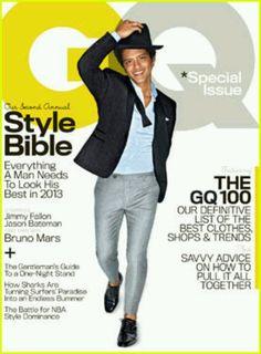 #BrunoMars #cover #GQMagazine