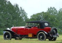 1929 Open Tourer by Barker (chassis 151XJ)