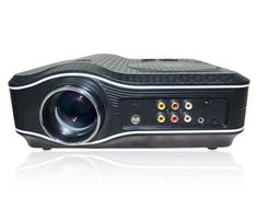 EJL 010 Portable LED DVD Home Theater Projector Black $216.79   This portable projector is suitable for business, education and home use.