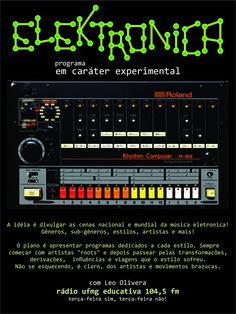 Flyer 02 - Roland 808TR