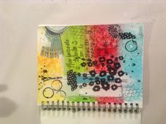 Art journal ...project #2