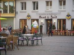 Ansbach, Germany - Brot und Zeit bakery (also, I will miss the heck out of the bakeries)