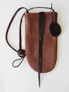 Nutsa Modebadze is a Russian designer who creates accessories that amaze with their unusual, organic shapes and aged patina.