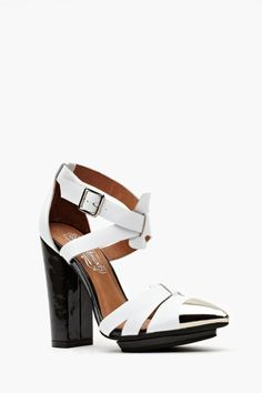 Jeffrey Campbell Don't Care #Platform #heels #fashion