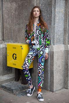 Dream Nation in a photoshoot by Sinior Photoraphy  #dreamnation #organic #fashion #cotton #street #style #print #pattern #kuta #tribe #warsaw #design #fresh #sinior