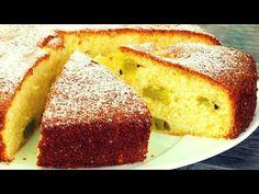 Este apetitoso bolo de libra é fácil de cozinhar. Kiwi, Cornbread, Banana Bread, Baking, Ethnic Recipes, Sweet, Food, Youtube, Vegetarian