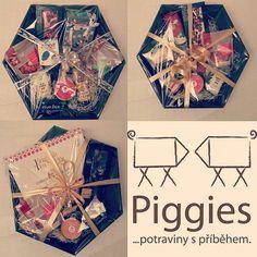 Dárkové balíčky z Piggies