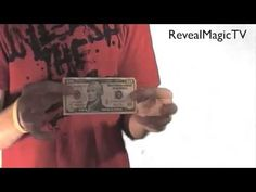 Amazing Floating Money - Magic Tricks REVEALED