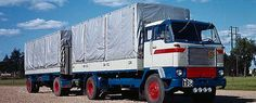 Volvo truck, L4951, F88 and G88 - 1960