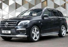Mercedes-Benz ML63 AMG launching tomorrow