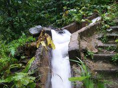 The Water Begins To Fall. Ayder, Turkey