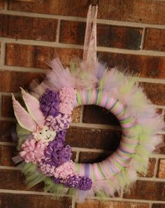 Easter Wreath possibility