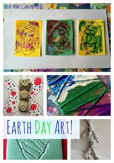 1000 images about earth day on pinterest earth day for Investigatory project recyclable materials