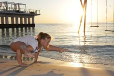 Балансы у моря Slim, Yoga, Yoga Tips