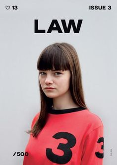 Law, Issue 3