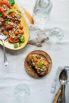 Vegan Caprese Salad (& A Giveaway!)