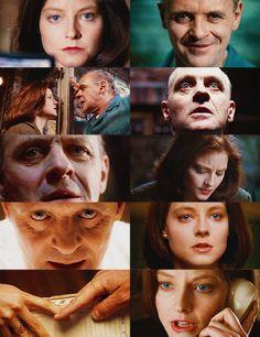 Hannibal & Clarice; Silence of the Lambs